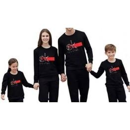 Семеен комплек блузки